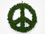 Peace Wreath Frames